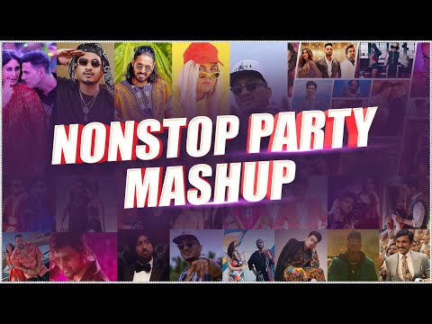 Nonstop Party Mashup   Sunix Thakor   Best of Bollywood Mashup   DJ BKS, DJ Harshal,DJ Dave p & More
