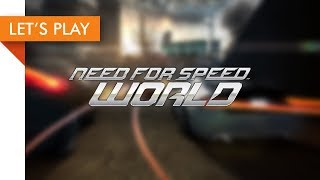 Let's Play - Need For Speed: World (Welcome to The World)