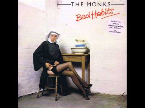 THE MONKS   johnny b rotten