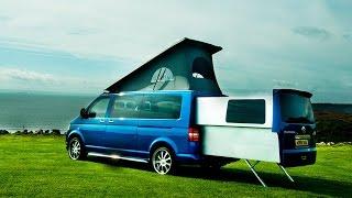 Практичный дом на колесах Doubleback VW Кемпер