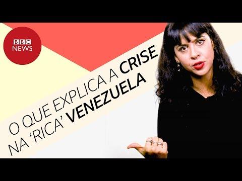 Crise econômica da Venezuela: como país com maiores reservas de petróleo do mundo caiu na pobreza