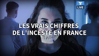 Quels sont les vrais chiffres de l'inceste en France ?