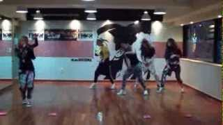 EvoL   Get Up mirrored Dance Practice
