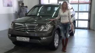 видео Тест-драйв 7-местных автомобилей