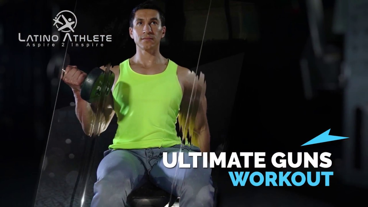 LatinoAthlete Ultimate Arm Workout