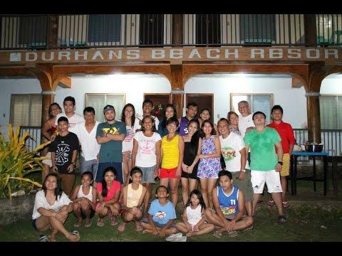 Bering Clan Outing at Durhan White Beach Resort