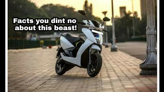 Ather 450,a mad scooter ! True facts | Review after 5000kms