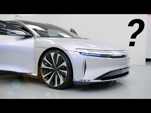 Thumbnail: Inside Lucid Air: The Future of Luxury?