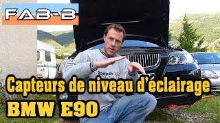 Capteurs de niveau d'éclairage BMW E90