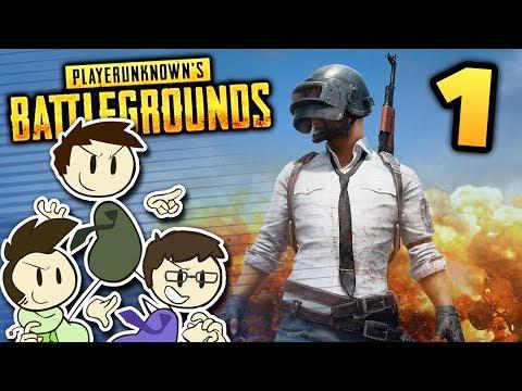 PlayerUnknown's Battlegrounds - #1 - DANS v WORLD