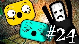 Почему не Нужно Бояться Монстров и Смотреть Ужасы на Ночь? ❒ Кубики #24 Развивающий Мультик