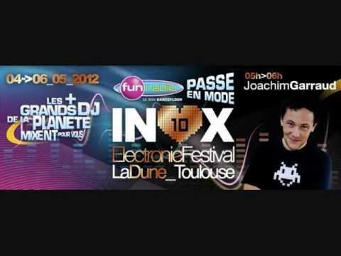 Joachim Garraud Live Inox Electronic Festival  05-05-2012 Toulouse france