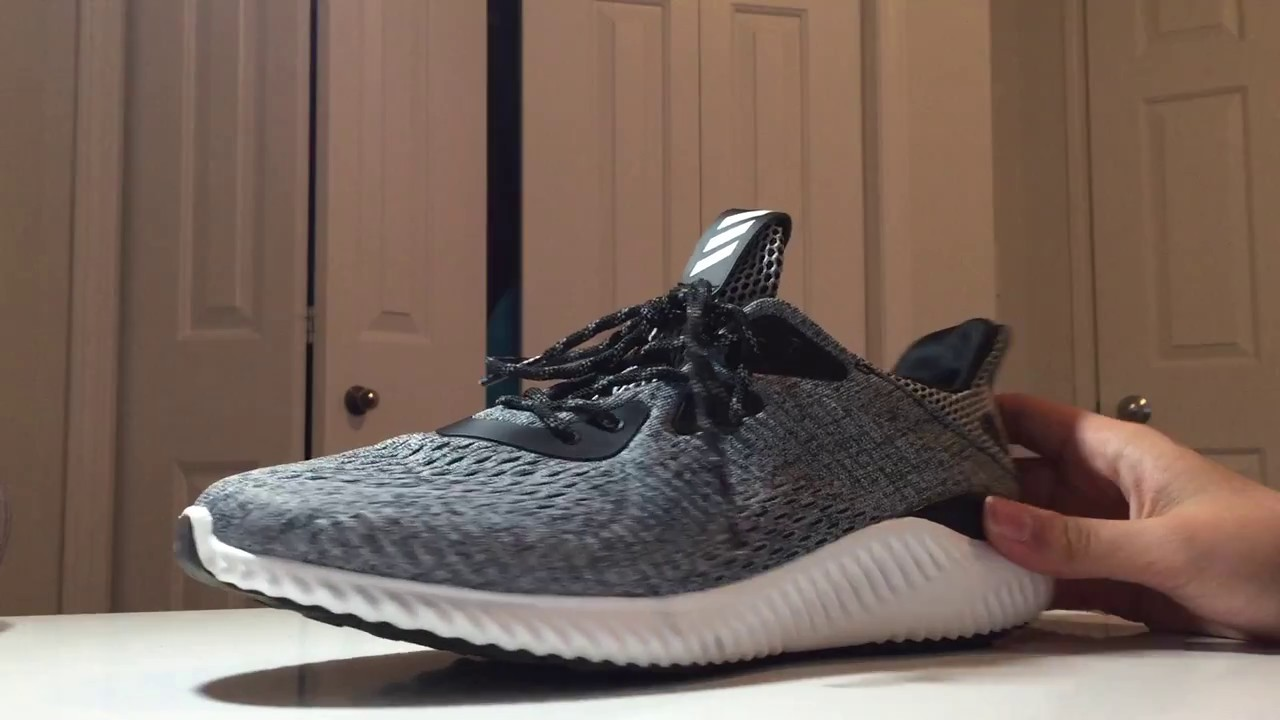 hot sale online 2ab73 31f9d Adidas Alphabounce Engineered Mesh - Quick Review - (BEST ALTERNATIVE TO  ULTRABOOST)