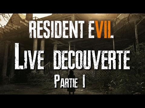 [Rediff] Découverte de Resident Evil 7 by BKC Diamond FR Partie 1