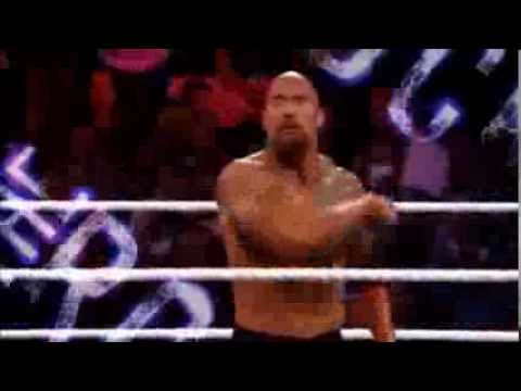 The Rock (2012-2014) - Electrifying (Arena Effects)