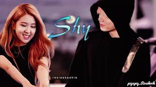 Rosekook Moments - Shy {BTS Jungkook & Blackpink Rosé}