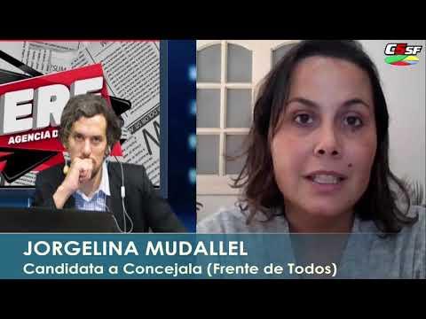 Jorgelina Mudallel: La salida es colectiva y de unidad