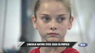 Bowers Sets Sights on 2020 Olympics