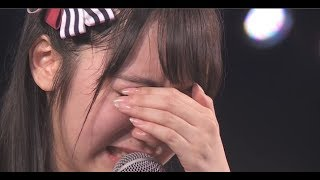 AKB48 チーム8阿部芽唯が卒業.