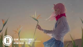「XX:me」 Beautiful World - Darling in the FranXX ED 3 FULL (With Lyrics Romaji & Kanji)
