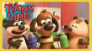Тимми и жестянки - Timmy Time [Timmy Tins]