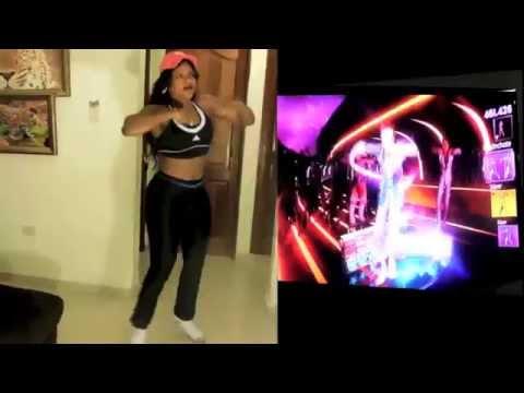 DARUDE - 3ERA PARTE - DANCE CENTRAL 2 HARD - XBOX 360 KINECT