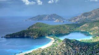 видео Топ-5 курортов на побережье Средиземного моря