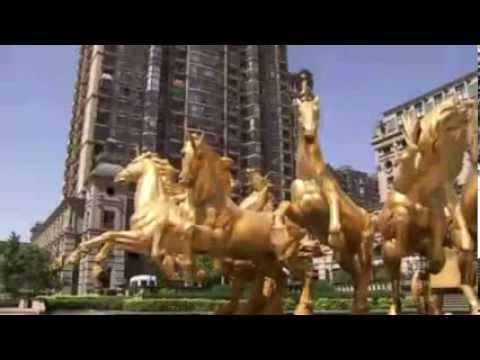 Andrea Hanak exhibits at China Luxury Property Showcase