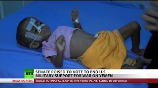 Senate Votes to End Support to Saudi-Coalition in Yemen