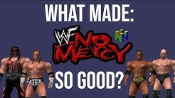 What Made: WWF No Mercy (N64) So Good?
