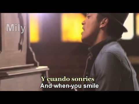 Bruno Mars - Just The Way You Are Subtitulado...