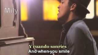 Скачать Bruno Mars Just The Way You Are Subtitulado Español Ingles