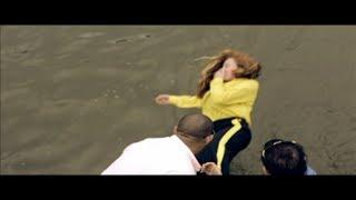 برنامج قلبك أبيض | شاهد لحظة سقوط ريهام سعيد فى النيل ومحاولة سعد الصغير إنقاذها