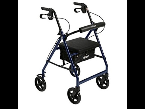 Top 3 Best Rollator Walkers With Seat To 2017 Reviews
