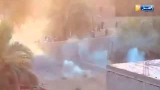 19 قتيلا بأعمال عنف في غرداية الجزائرية (فيديو+صور)