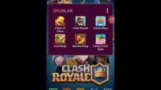 android cihazından ios cihazına nasıl clash of clans hesabı aktarılır.