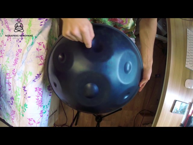 How To Play The Handpan by NovaPans Handpans: Lesson 1 | NovaPans Handpans