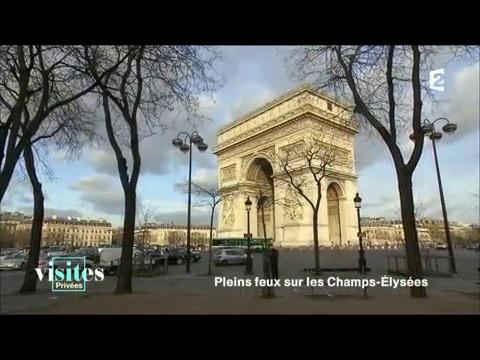 L'Arc de Triomphe -  Visites privées