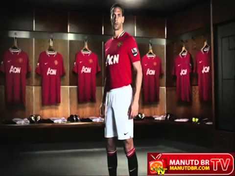 Camiseta del Manchester United 2011/2012