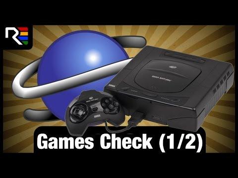 Meine Saturn Sammlung im Games Check I Spielewelten