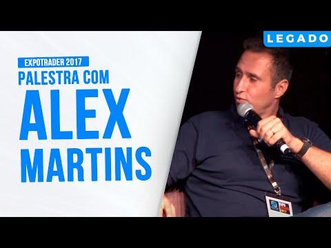 Palestra com o Trader Alex Martins | ExpoTrader 2017