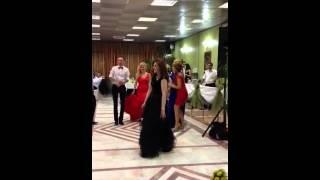Diana Bisinicu- Asika Dance- Concert Targoviste 2012