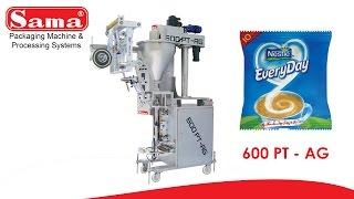 PACKAGING MACHINE | Sama Engineering