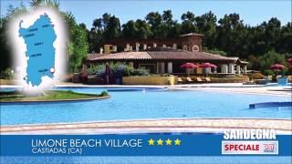 Limone Beach Village**** CASTIADAS (SARDEGNA) SPECIALE OTA VIAGGI 2015