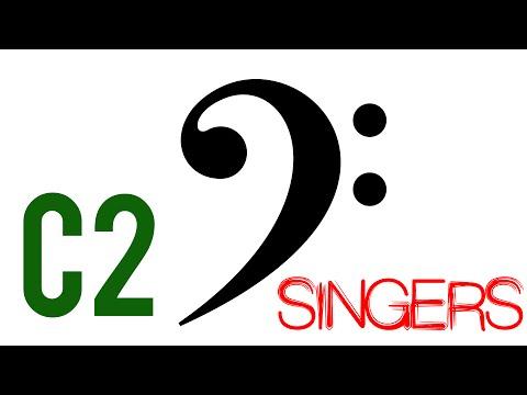 BASS SINGERS | C2