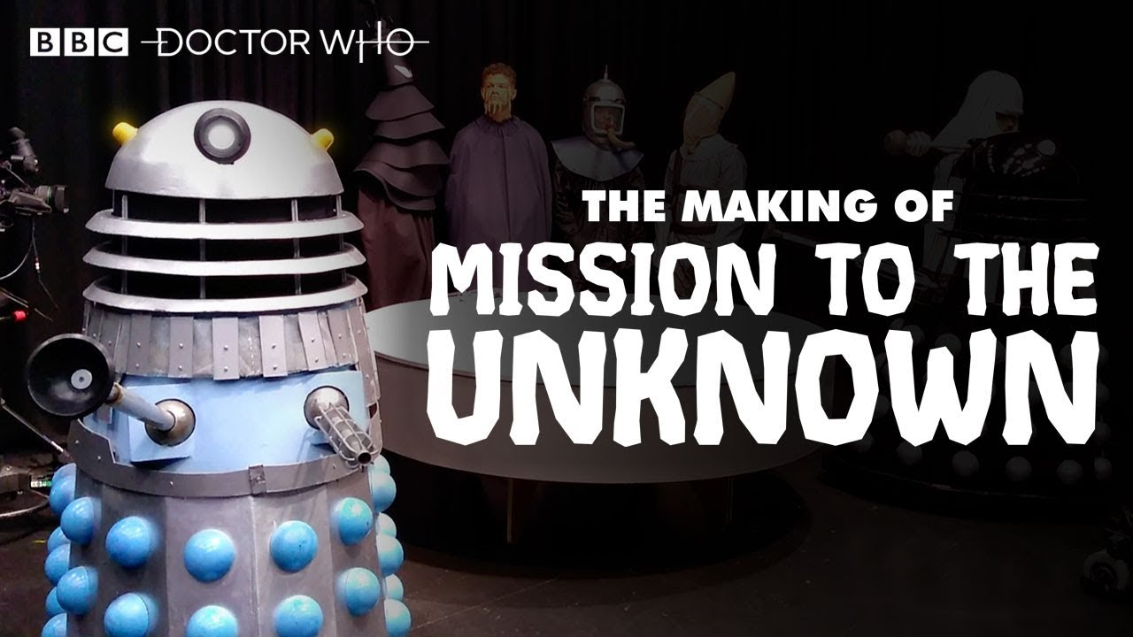 Download The Making-Of Mission to the Unknown   Doctor Who