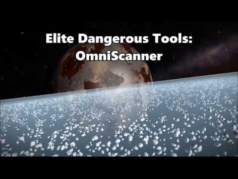 Elite Dangerous Tools - OmniScanner  OmniScanner is a plugin