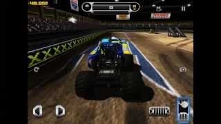 MTD-Monster Truck Destruction- App review 2013