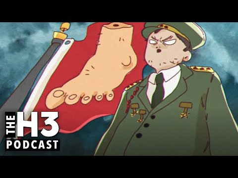 THE FOOT WAR - H3 Animated