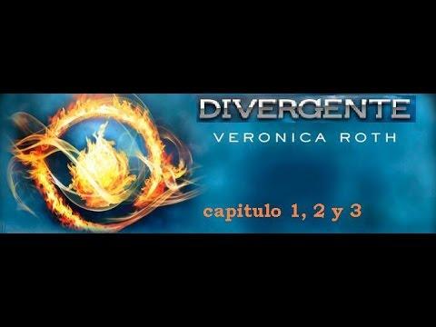 Divergente Capítulos 1 2 3